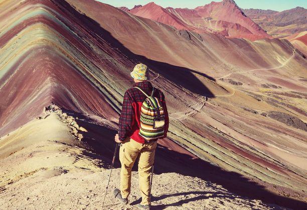 Erikoislaatuisen vuoren suosiota on lisännyt sen kuvauksellisuus: sosiaalinen media houkuttaa monia paikalle.