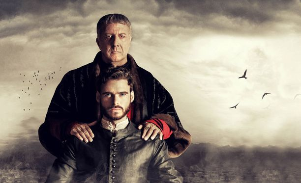 Dustin Hoffman on Giovanni ja Richard Madden Cosimo.
