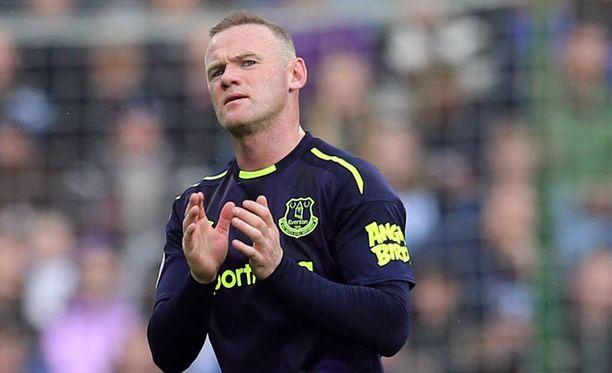 Wayne Rooney lähtee Yhdysvaltoihin.