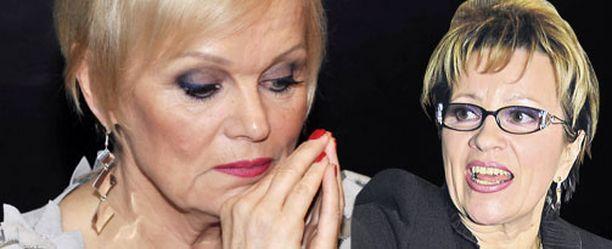 Lilja Kainulainen pettyi kuullessaan, ettei toimi enää Katri Helenan managerina.