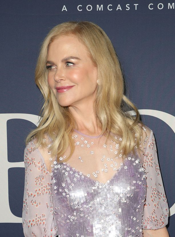 Tältä Nicole Kidman näyttää nyt.