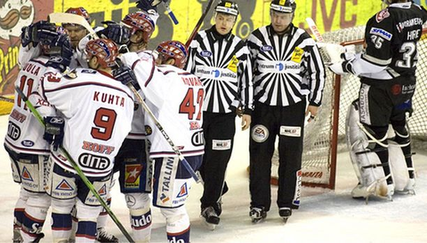 HIFK löi TPS:n Turussa perjantaina.