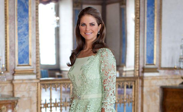 Prinsessa Madeleine nähdään Ruotsin valtiopäivien avajaisissa.