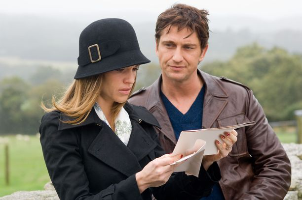 Hilary Swank ja Gerard Butler loistivat koskettavan draaman pääosissa.