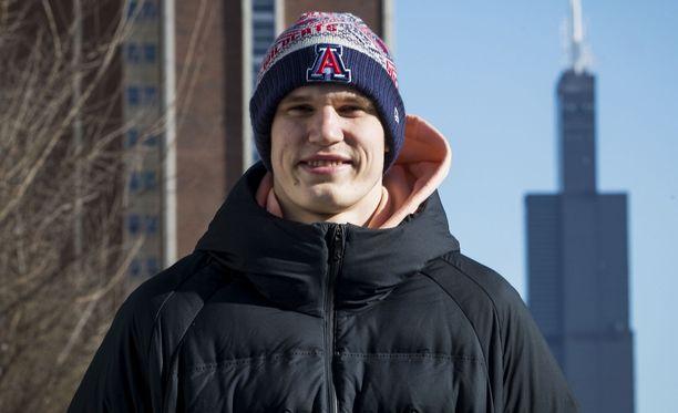 Lauri Markkanen palaa NBA-parketille perjantain kotiottelussa Timberwolvesia vastaan.