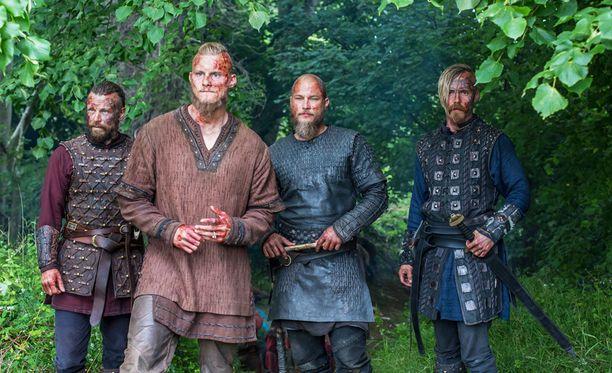 Viikingit Näyttelijät