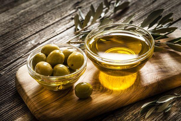 Oliiveista saatavat antioksidantit ovat erityisen hyväksi verenkierrolle.