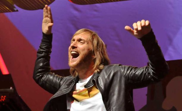 David Guetta on Weekend Festivalin perjantain pääesiintyjä.