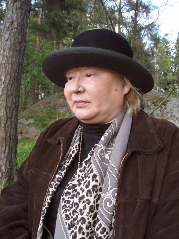 - Kuoleman rauhaa parempaa rauhaa ei ole, sanoo Maria Jämsä.