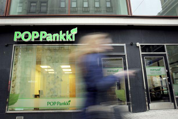 POP-pankissa oli ollut perjantaina teknisiä ongelmia maksujen kanssa.