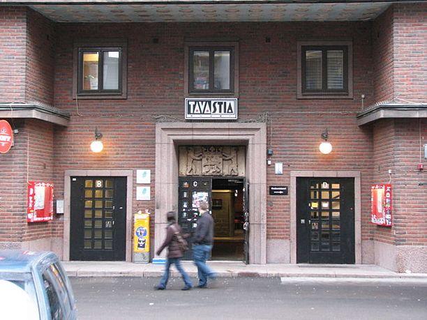 Tavastia-klubilla on Hartikaisen mukaan merkittävä rooli Helsingin kaupungin elävöittämisessä.