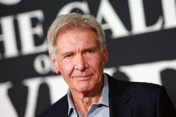77-vuotias Ford on tullut tunnetuksi lukuisista elokuvarooleistaan.