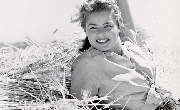 Ingrid Bergman tunsi itsensä juurettomaksi, mikä ei häirinnyt häntä itseään lainkaan.