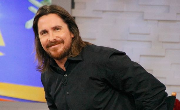 Christian Bale on näytellyt kolmesti Bruce Waynea eli Batmania.