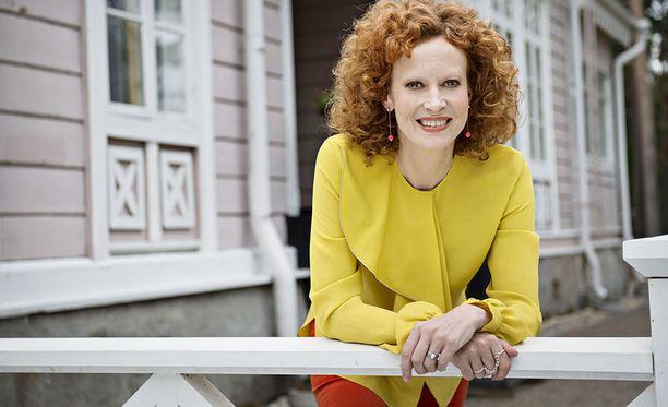 Hotelli Punkaharjun omistaja Saimi Hoyerin mukaan presidenttien vierailu sujui erittäin hyvin.