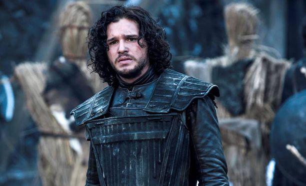 Siirtyyköhän Talvivaara pois Pohjois-Irlannista, jos rahahanat suljetaan? Kuvassa Jon Snowta näyttelevä Kit Harington.