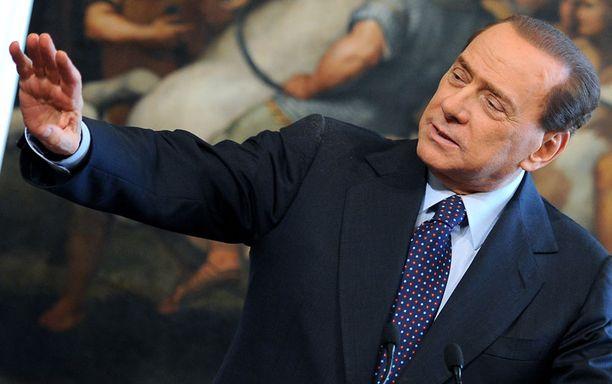 Silvio Berlusconi on myös vuosien takaisessa lehtihaastattelussa puhunut Mussolinista ylistävään sävyyn.