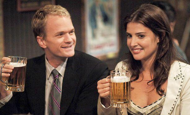 Barney ja Robin palaavat ruutuun.