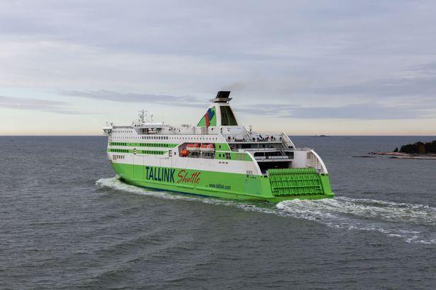 Tallinkin Star on alkuvuodesta telakalla. Sen aikana alukselle muun muassa rakennetaan lisää vessoja.