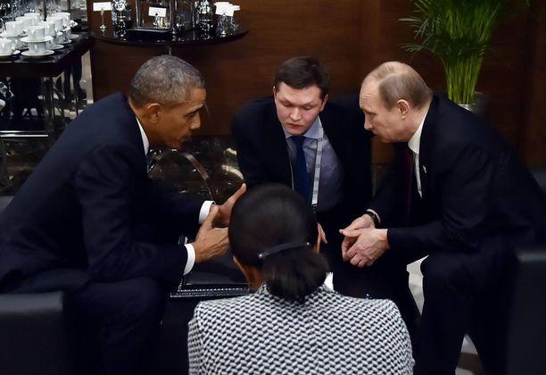 Venäjä on onnistunut tavoitteessaan päästä mukaan neuvottelupöytään Syyria-kysymyksessä.