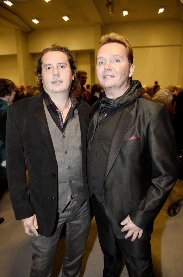 Mikko Rasila (oik.) ja Markus Aho ehtivät olla rekisteröityinä reilun kolme vuotta. Viidentoista vuoden suhde päättyy katkeriin riitoihin.