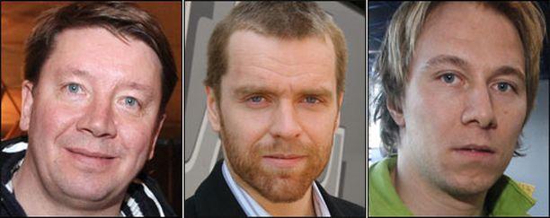Jari Kurri, Miikka Kiprusoff ja Jussi Jokinen saivat tunnustusta Sports Illustratedilta.