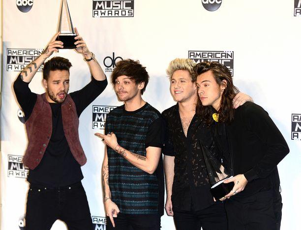 Kautta aikojen menestyksekkäin poikabändi One Direction on parhaillaan tauolla.
