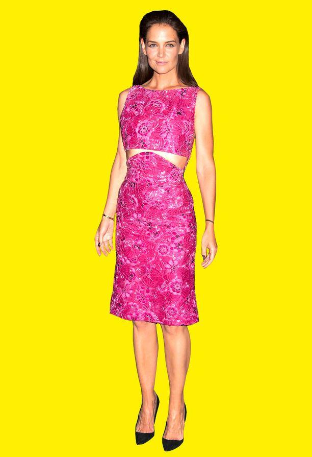 Näetkö mekon vaaleanpunaisena? Vai turkoosina?