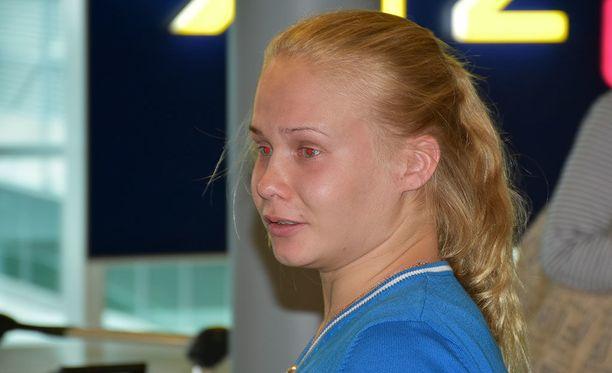 Petra Olli on kaksinkertainen Euroopan mestari.