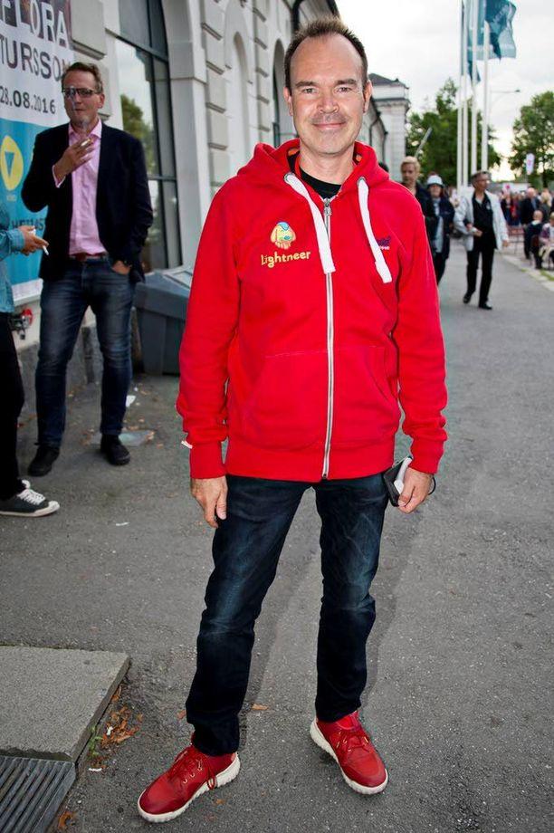 Peter Vesterbacka.