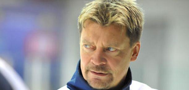 Jukka Jalosen tekemien muutosten pitäisi pikkuhiljaa alkaa näkyä Leijonien pelissä.