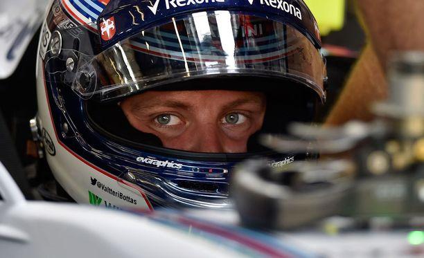 Valtteri Bottaksen lyhyt Williams-diili jättää tilaa Ferrari- ja Mersu-spekulaatioille.
