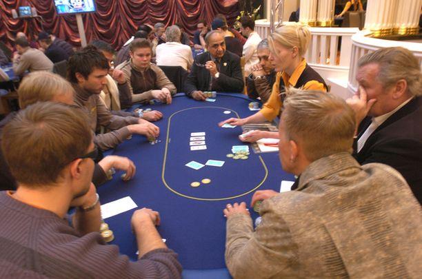 POKERITURNAUKSIA Grand Casino Helsinki järjestää pokerin pelaajille erikoisviikonlopun perjantaina ja lauantaina.