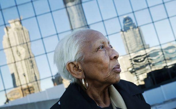 Doris Payne kuvattiin tammikuussa Atlantassa. Nyt hän on taas ajautunut rötösten tielle.