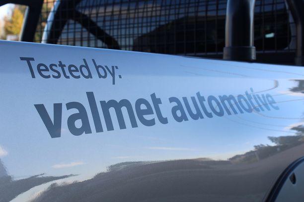 Valmet Automotive tekee tuotekehitystyötä Truckmastersille.