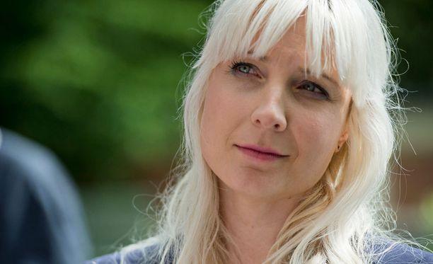 Laura Huhtasaari valittiin viikonloppuna puolueen varapuheenjohtajaksi.