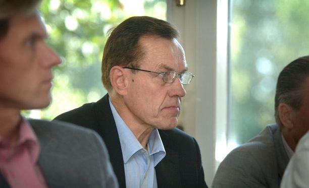 Matti Paatelainen tuomittiin ehdottomaan vankeusrangaistukseen.