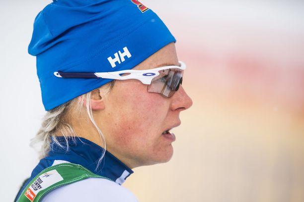 Anne Kyllösen selän välilevyn pullistuma leikattiin syyskuussa.