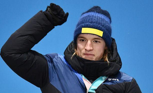 Pyeongchangin olympialaiset olivat Sebastian Samuelssonille täysosuma: 20-vuotias ruotsalainen voitti olympiahopeaa takaa-ajossa ja kultaa viestissä.