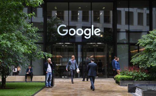 Vahtikoirajärjestö syyttää Googlea ja Google järjestöä. Kuva Googlen Lontoon toimistolta.