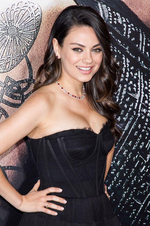 Viime lokakuussa esikoisensa saanut näyttelijä Mila Kunis haaveilee jo toisesta lapsesta.