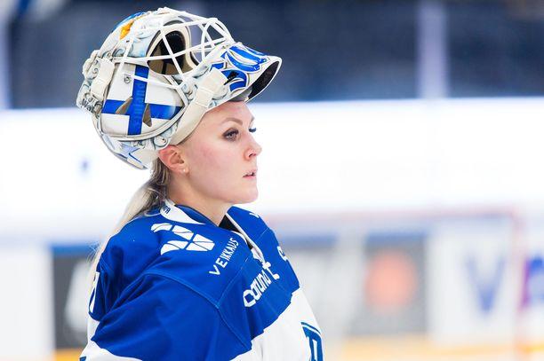 Meeri Räisänen kertoo MM-kisojen peruuntumisen olleen kova kolaus.