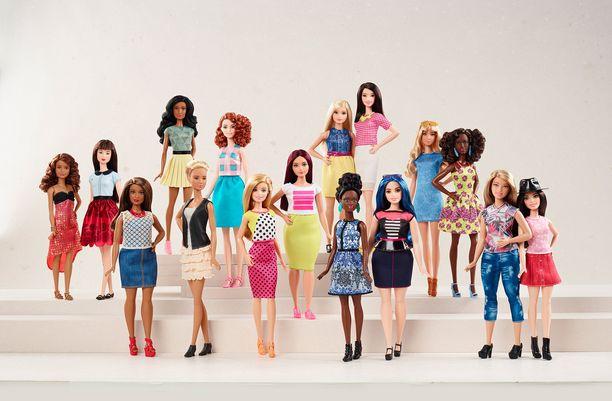 Barbie lanseerattiin New Yorkin leikkikalumessuilla 60 vuotta sitten maaliskuussa.  Sen jälkeen moni asia on muuttunut, niiden joukossa Barbien vartalo ja arvomaailma.