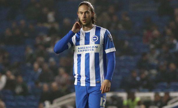 Vahid Hambo on kärsinyt loukkaantumisista Brightonissa.