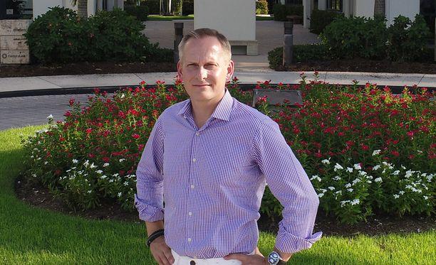 Oskari Kariste aikoo vallata Floridan salaattimarkkinat.