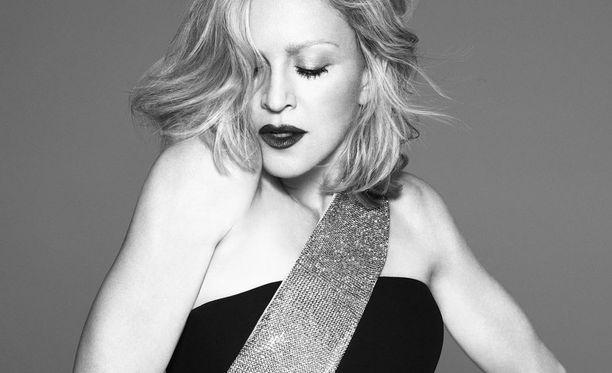 Sielu ei ole keinotekoinen asia, tietää Madonna.