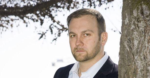 Jussi Salonoja näkee EM-kisat hyväksi bisneksesksi Suomelle.