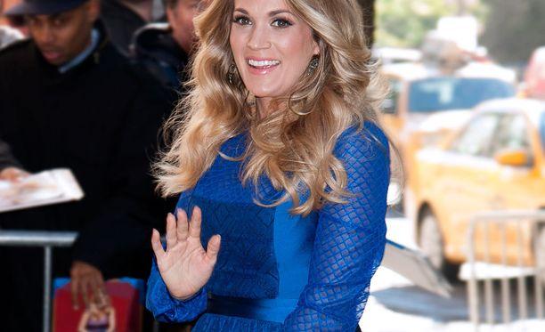 Carrie Underwood koki heinäkuussa ikävän tapahtuman.