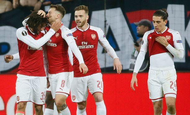 Vetovihjeessä uskotaan, että Arsenal juhlii tänään.