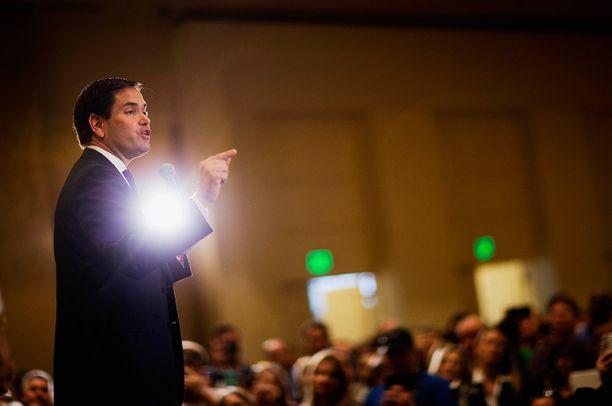 Marco Rubio otti pahasti nenilleen supertiistaina.